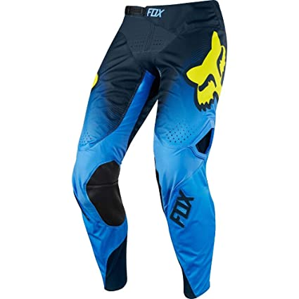 Amazon com: 2018 Fox Racing 360 Viza Pants-Blue-36: Automotive
