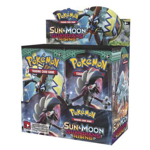 Pokemon Trading Card Game Guardians product image