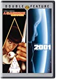 2001: A Space Odyssey/Clockwork Orange (2-Pack)