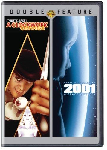 2001: A Space Odyssey/Clockwork Orange (2-Pack)