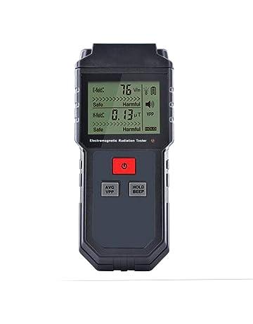 Uzinb ET825 batería de la radiación eléctrico de detección del Campo magnético del probador del Detector