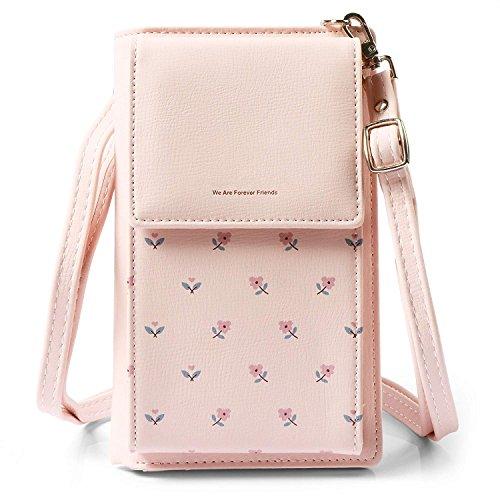 Sacs pink NYKKOLA S floral femme bandoulière XGBAG lg CwqrRxtInq