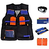 Little Valentine Elite Tactical Vest Kit for Nerf N-strike Elite Series