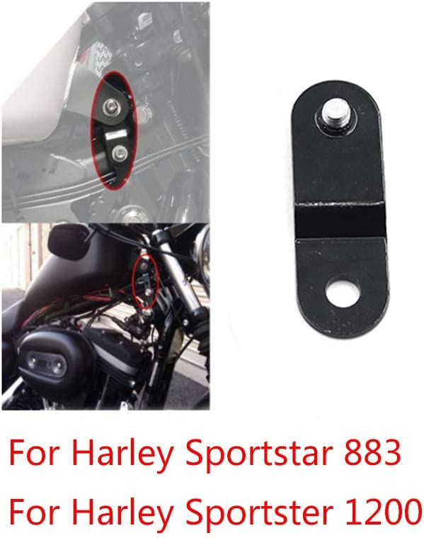 Alpha Rider Motorrad Gastanklift 2 51 Mm Tank Lift Kit Mit Bolt Für Harley Sportster Davidson Dyna Xl 1200 883 72 48 Auto