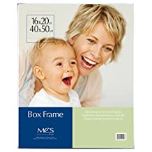 MCS Clear Box Frame, 16 by 20-Inch