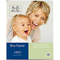 MCS 16x20 Inch Clear Box Frame (11620)