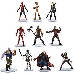 Avengers Infinity War Deluxe Figure Set