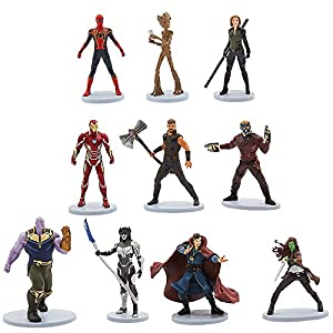 Marvel's Avengers: Infinity War Deluxe Figure Set461077692978