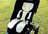 Baby Stroller Lambskin Fleece