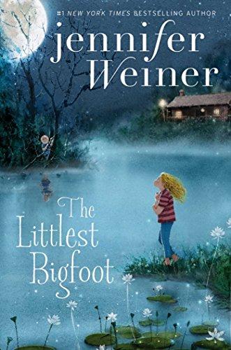 The Littlest Bigfoot by [Weiner, Jennifer]
