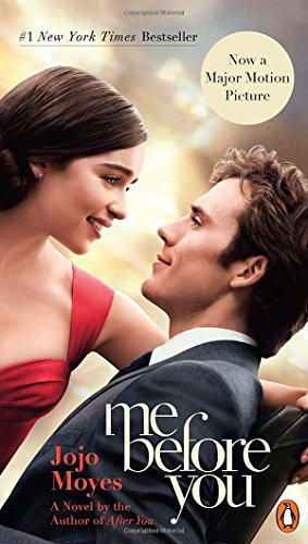 Book cover for Me Before You