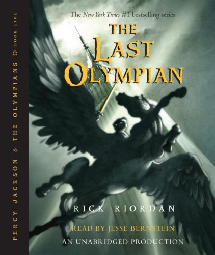 By Rick Riordan: The Last Olympian (Percy Jackson and the ...
