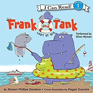 Frank and Tank: Lost at Sea Audiobook