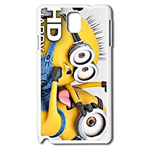 Zhongxx Despicable Me 2 Minions Ideal Plastic Case For Samsung Note 3