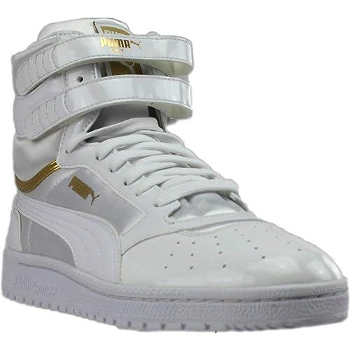 Puma - Womens Sky Ii Hi Explosive Hightop Sneakers 9d7d72c12