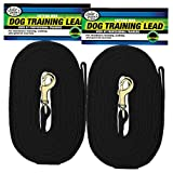 Four Paws Cotton Web Lead, 10' (2 Pack)
