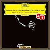 ベートーヴェン:交響曲第3番「英雄」&第4番