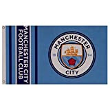 Official Licensed Manchester City F.C - Flag (WM)