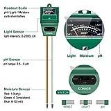 Sonkir Soil Tester, MS02 Soil pH Tester