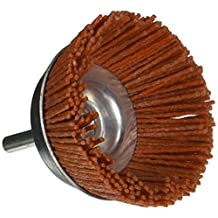 Eazypower 81090 Extra-Coarse Nylon Cup Brush (1-Pack), 2-1/2-Inch