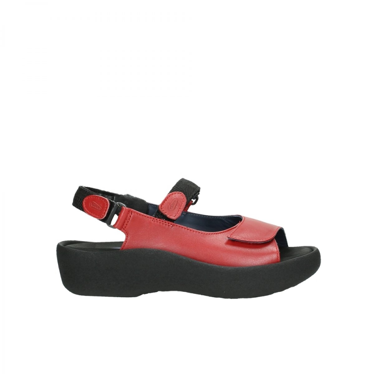 Wolky Comfort Jewel B0017ROIAI 37 M EU|30500 Red Leather