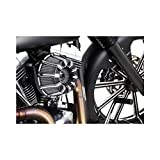 Arlen Ness 18-943 Black Inverted Series Air Cleaner Kit