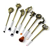 graffitimaster Brush Game Of Thrones Costume Brushes Merchandise Makeup Brush Set