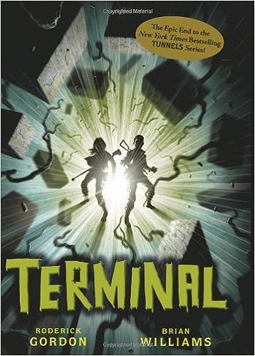 Terminal Tunnels Book 6