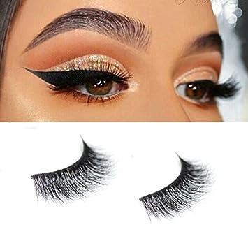fcffd8f8139 Amazon.com : Misstar Luxurions 3D Mink Fur Fake Eyelashes 100% Siberian Mink  Fur Hand-made False Lashes 1 Pair Per Lot A05 : Beauty