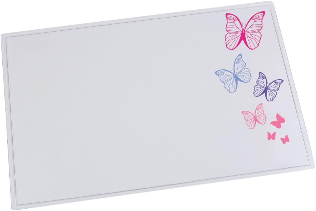Läufer Schreibunterlage DURELLA EMOTION Motiv Butterfly