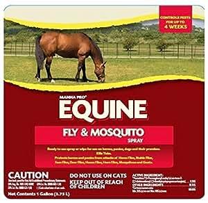 Maná Pro Equina Moscas y Mosquitos Spray 1gal–05–9340–5865