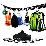LAMURO Campsite or Garden Supplies Stora...