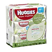 Huggies\x20Wipes\x20Natural\x20Care