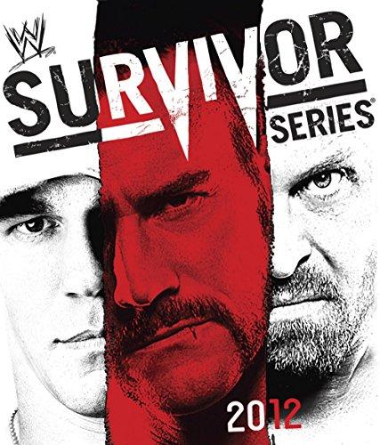 WWE: Survivor Series 2012 [Blu-ray]