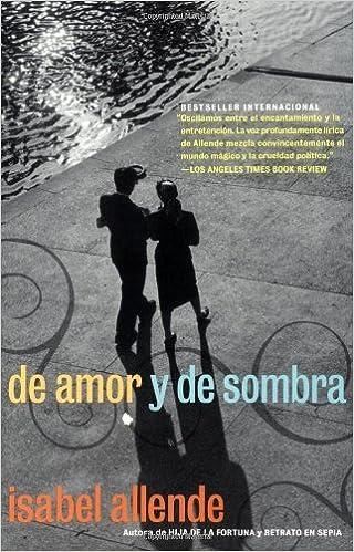 Book De amor y de sombra [2002] (Author) Isabel Allende