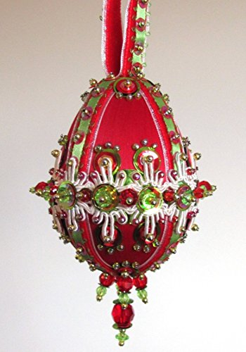 - The Glimmer Tree Good King Wenceslas Beaded Ornament Kit 3
