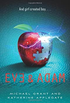Eve & Adam 1250034191 Book Cover