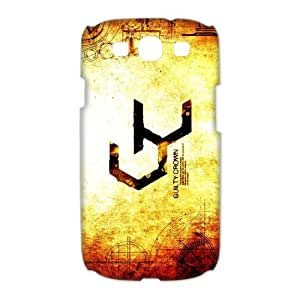 Design Snap-on Hot Blood anime Guilty Crown Cool Picture Hard Plastic Protective Durable Back Case Shell for Samsung Galaxy S3 I9300 Case-1