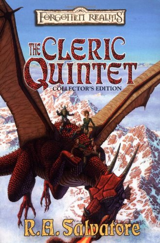 Download The Cleric Quintet Collector's Edition [Forgotten Realms] pdf