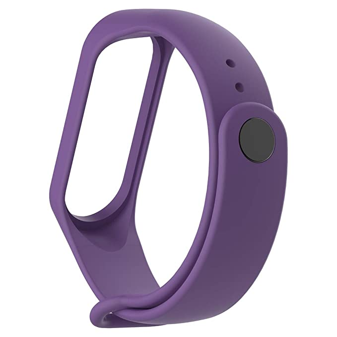 Amazon.com: yersty Soft Silicone Wristband Replacement Watch ...