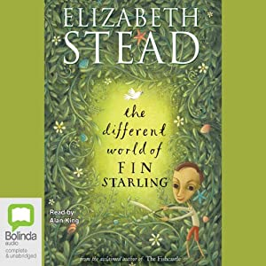 The Different World of Fin Starling Audiobook