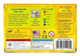 Crayola Washable Kids Paint (6 count)