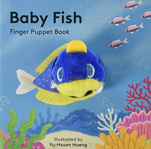 Baby Puppet - Baby Fish: Finger Puppet Book