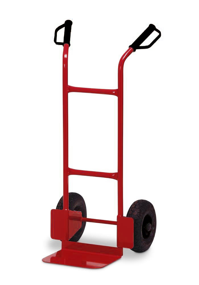 Racking Solutions Sack Cart Barrow 200kg Sack Truck Warehouse Office Home Garden Hand Trolley 1200mm H x 520mm W x 400mm D