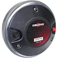 B&C Speakers B&C DE750TN-8 2 Titanium Horn Driver 8 Ohm 4-Bolt