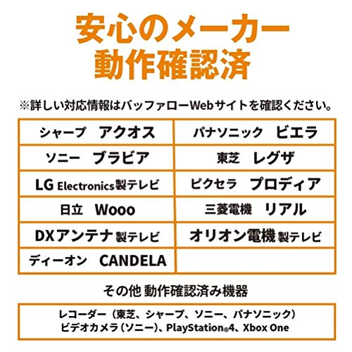 【Amazon.co.jp限定】BUFFALO