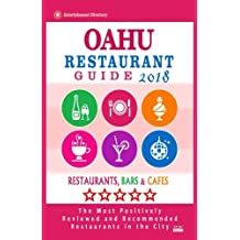 Oahu Restaurant Guide 2018: Best Rated Restaurants in Oahu, Hawaii - Restaurants, Bars and Cafes recommended for Tourist, 2018