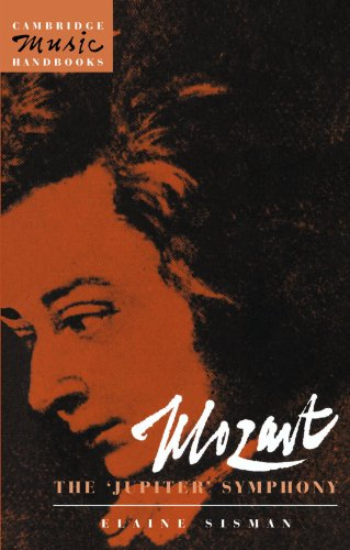 Mozart: The 'Jupiter' Symphony (Cambridge Music Handbooks) by Brand: Cambridge University Press