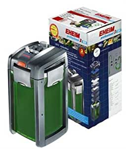 EHEIM Professional 3e 2074 External Electronic Canister Filter with Media for up to 92 US Gallons