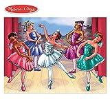 Melissa & Doug Ballet Recital Puzzle (100 pcs)